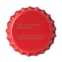 Bottle Caps (Red Dark)